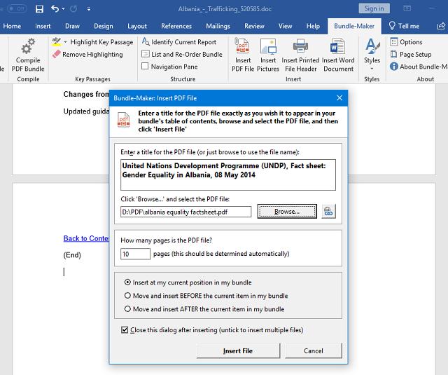 how do i enter text into a pdf file